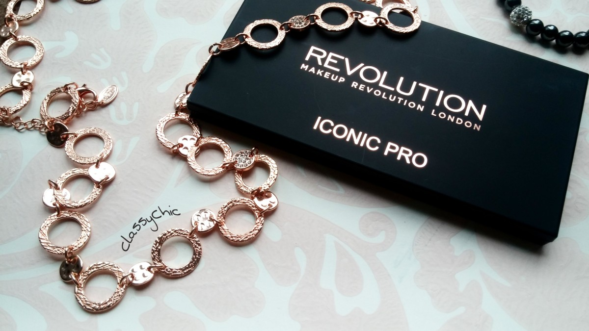 ICONIC PRO 2 <3 MAKEUP REVOLUTION MUST HAVE <3