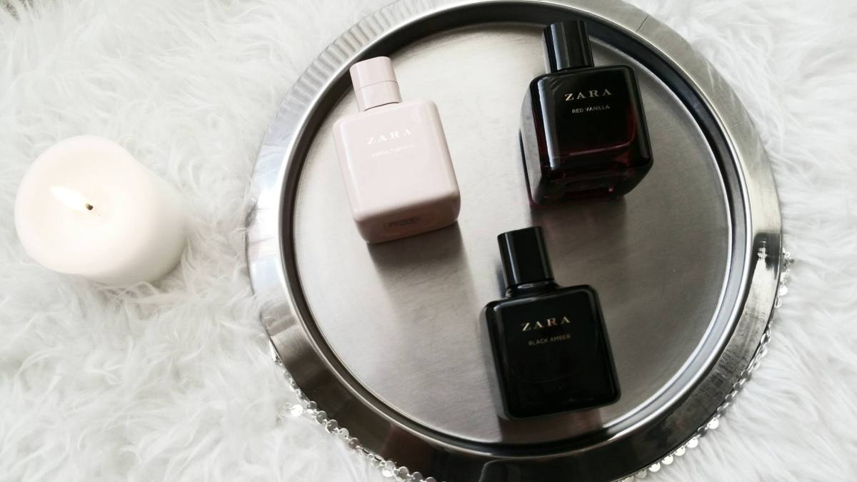 Zara Perfume collection