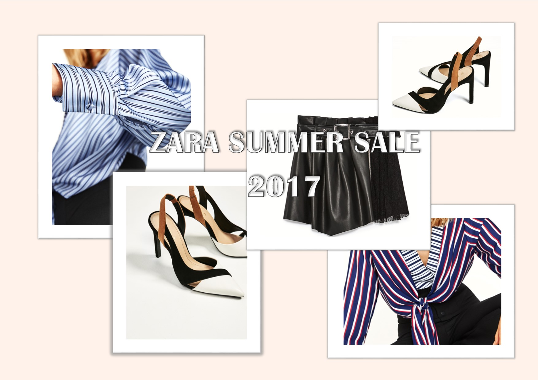 ZARA SUMMER SALE / MY TOP 6 PICKS