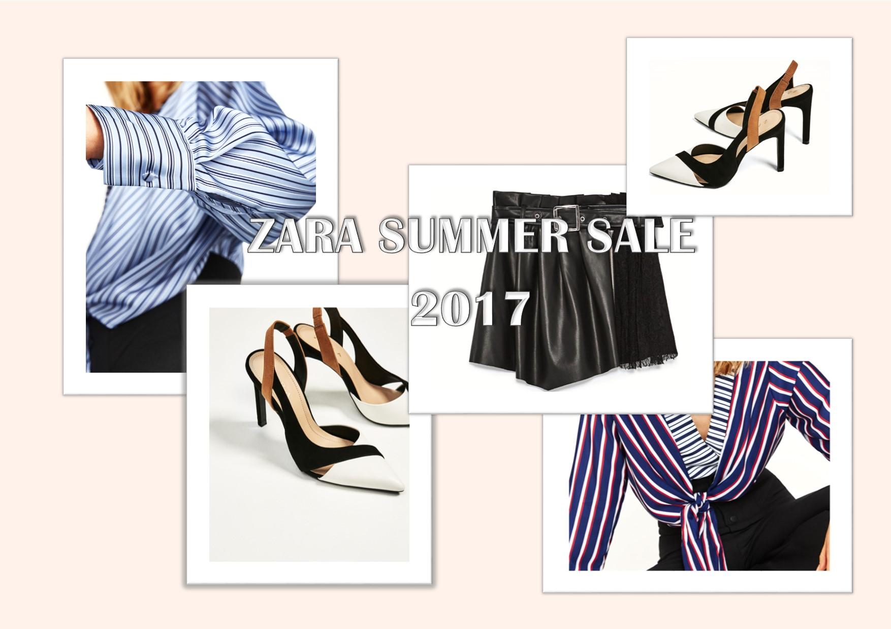 ZARA SUMMER SALE / MY TOP 6 PICKS