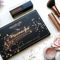 Beauty Legacy Makeup Revolution & Maxineczka / Eye Look
